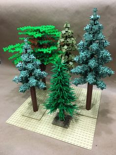 https://flic.kr/p/Ze7pzf | Playing around with trees | Just playing around with tree builds. Trying out the clips.