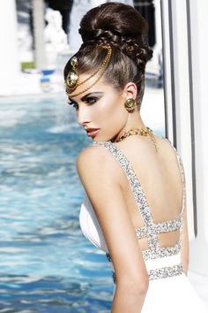 backless and jewelled | Keep the Glamour | BeStayBeautiful