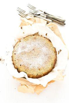 Almond Cake with Lemon + Poppy Seeds | Jamie Oliver
