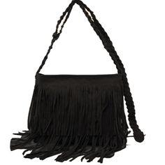 Loves To Love fringe satchel