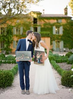 A&D Wedding in Provence
