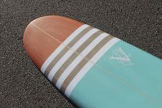 Mère-Made Surfboards: Valerie model