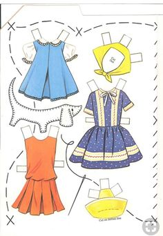 01a4a8ce07426 Paper Dolls, Big Kids, Paper Crafts, Sewing, Prints, Disney Characters,