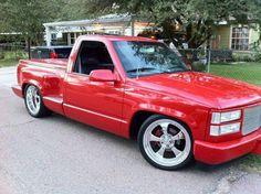 looks like mine. Chevrolet Silverado, Chevy Stepside, Silverado Truck, Chevy Pickups, Chevrolet Trucks, Silverado 1500, Obs Truck, Sport Truck, Custom Chevy Trucks
