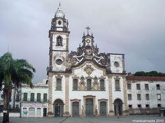 Carmo Church , Recife - Recife, Pernambuco