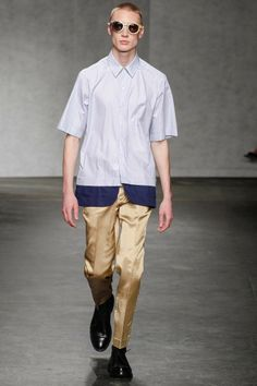 Casely-Hayford SpringSummer 2015 Collection - London Collections Men