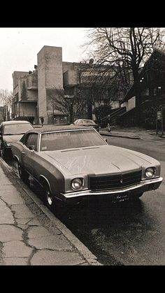 70s Cars, Chevrolet Monte Carlo, Old School Cars, Muscle Cars, Cool Cars, Super Cars, Classic Cars, Hot Rods, Vehicles