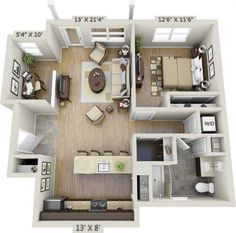 Latest Posts Under: One bedroom apartment