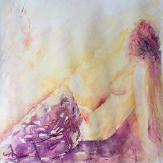 veredit - art©: nude painting female life model - 9