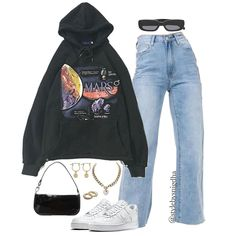 Fashion Style For Teens Casual Tomboy Fashion, Teen Fashion Outfits, Retro Outfits, Grunge Outfits, Streetwear Fashion, Girl Outfits, Retro Fashion, Fashion Ideas, Cute Comfy Outfits