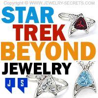 ►► STAR TREK BEYOND JEWELRY ►► Jewelry Secrets