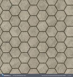 Textures.com - FloorsHexagonal0027