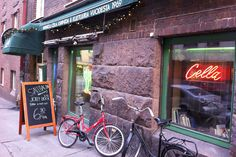 Restaurant Cella. Photo: Laura Saksala. #Finland #Helsinki #Kallio #Food #Restaurant #Pub #Cella #FoodHelsinkiHELYEAH