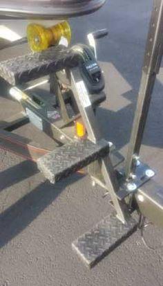 boat railer steps 3 step model image