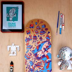 Scribble, Western Australia, Dune, Original Artwork, Digital Art, Strong, Artist, Poster, Painting