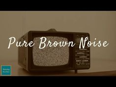 I use smooth brown noise sound and made this video for Sleep Aid, Study Aid and Relaxing Sound Masking. Please listen at a lower volume.