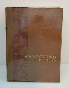 YEARBOOK 1967 NORTHER NIU SEARCHING Northern Illinois University Annual DEKALB Northern Illinois University, Yearbooks, Searching, Search