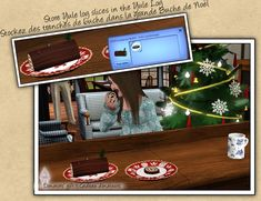 Around the Sims 3 | Downloads | Objects | Christmas Buffet