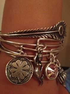 Alex and Ani collection!