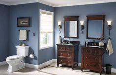 allen + roth® - Hartley Bath Vanity Collection