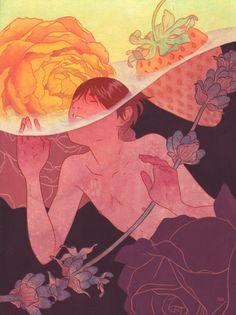 "Julian Callos' ""Sense Memory"" at Nucleus Portland."