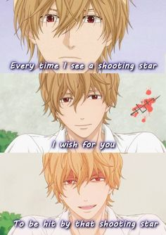 This definitely has to be from Kyoya. This is really normal. It's not even surprising anymore. Kyoya, why can't you be more pure? *sigh*