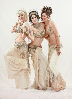 Apsara belly dance