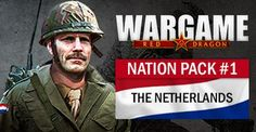 Wargame Red Dragon - Nation Pack: Netherlands (2016)