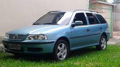 VW – VolksWagen Parati 1.6 Mi/ 1.6 Mi City 2000 Gasolina Porto Alegre RS | Roubados Brasil