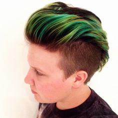 43 Hottest Hair Color Trends for Men in 2017