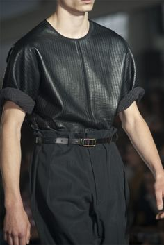 rafcrymons:  Lanvin Spring 2013 Menswear