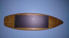 サーフボードの形のマグネット