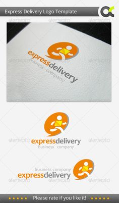 Express Delivery Logo Template  #GraphicRiver         File Information: —-—-—-—-—-—-—-—-—-—-—-—-—-—-——- Colors: CMYK AI(CS5), EPS , PSD file —-—-—-—-—-—-—-—-—-—-—-—-—-—-—— Font used: —-—-—-—-—-—-—-—-—-—-—-—-—-—-—— Candara-> .myfonts /fonts/ascender/candara/     Created: 21June13 GraphicsFilesIncluded: PhotoshopPSD #VectorEPS #AIIllustrator Layered: Yes MinimumAdobeCSVersion: CS Resolution: Resizable Tags: commercial #courier #express #mail #postoffice #service