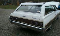'68 Chevrolet Caprice Wagon