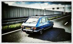 Renault 16 TX by MijnNaamisHaze/foto, via Flickr