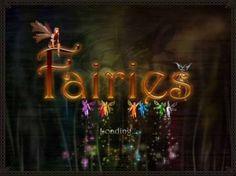 Fairies by HunnyBerri