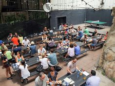 Where to Eat Outdoors in Austin