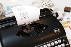 Typecast Typewriter by We R Memory Keepers
