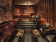 Forty Four, the restaurant at the Royalton Hotel by Roman and Williams