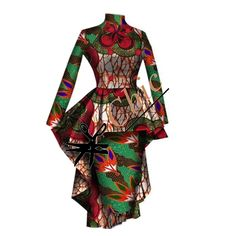 Gorgeous Clothes for latest african fashion look 229 African Dresses For Women, African Print Dresses, African Attire, African Wear, African Fashion Dresses, African Women, Fashion Outfits, Fashion Styles, African Outfits