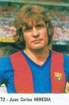 HEREDIA (F.C. Barcelona - 1977-78)
