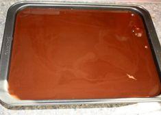 Nepečený pudingovo smotanový zákusok - recept postup 6 Sheet Pan, Springform Pan, Cookie Tray