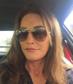 Caitlyn Jenner Shares First Selfie!!!!! The Latest In Hollywood gossip!