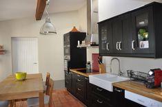 Une maison des années 30 remise au goût du jour | Visite privée - Cotemaison.fr