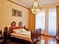 Wygląd apartamentu Szlachecki II. Apartamenty w samym sercu Krakowa, zaledwie kilkaset metrów od Rynku Głównego. http://apartamenty-florian.pl