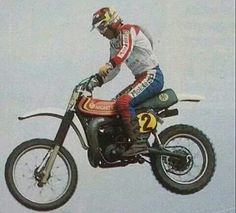 Randy Muñoz Montesa Cappra  VB 360 1977