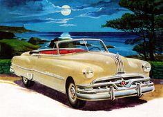 """Wonderful - In Sunlight or Moonlight"" 1951 Pontiac"