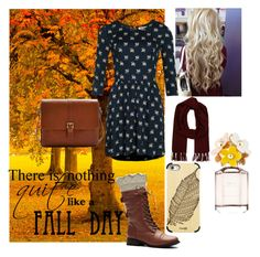 """""""Fall Day"""" by kortlynwells ❤ liked on Polyvore featuring Marc Jacobs, Loro Piana, Joules, Casetify, Fall, apostolic and pentecostal"""