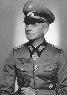 Ernst von Leaser (Werhmacht General )- 269'th Infantry Division, 26'th Army corps, 15'th Gebrigs army corp, 21'st Gebrigs Army corps