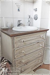 ber ideen zu shabby chic badezimmer auf pinterest schicke b der badezimmer und shabby. Black Bedroom Furniture Sets. Home Design Ideas